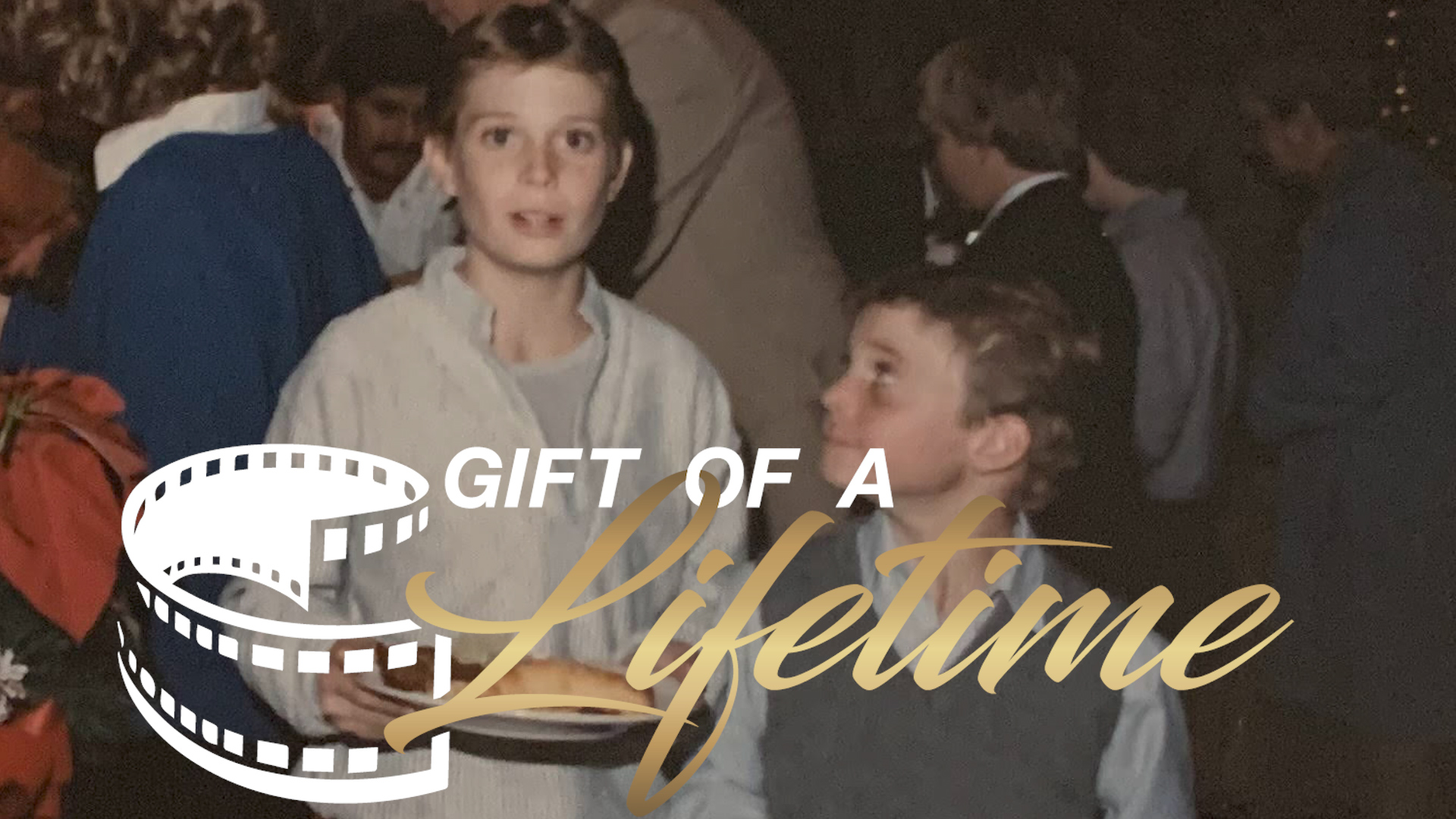 GIFT OF A LIFETIME SHORTS - TOM JENNINGS - ALWAYS THERE FOR HIS KIDS