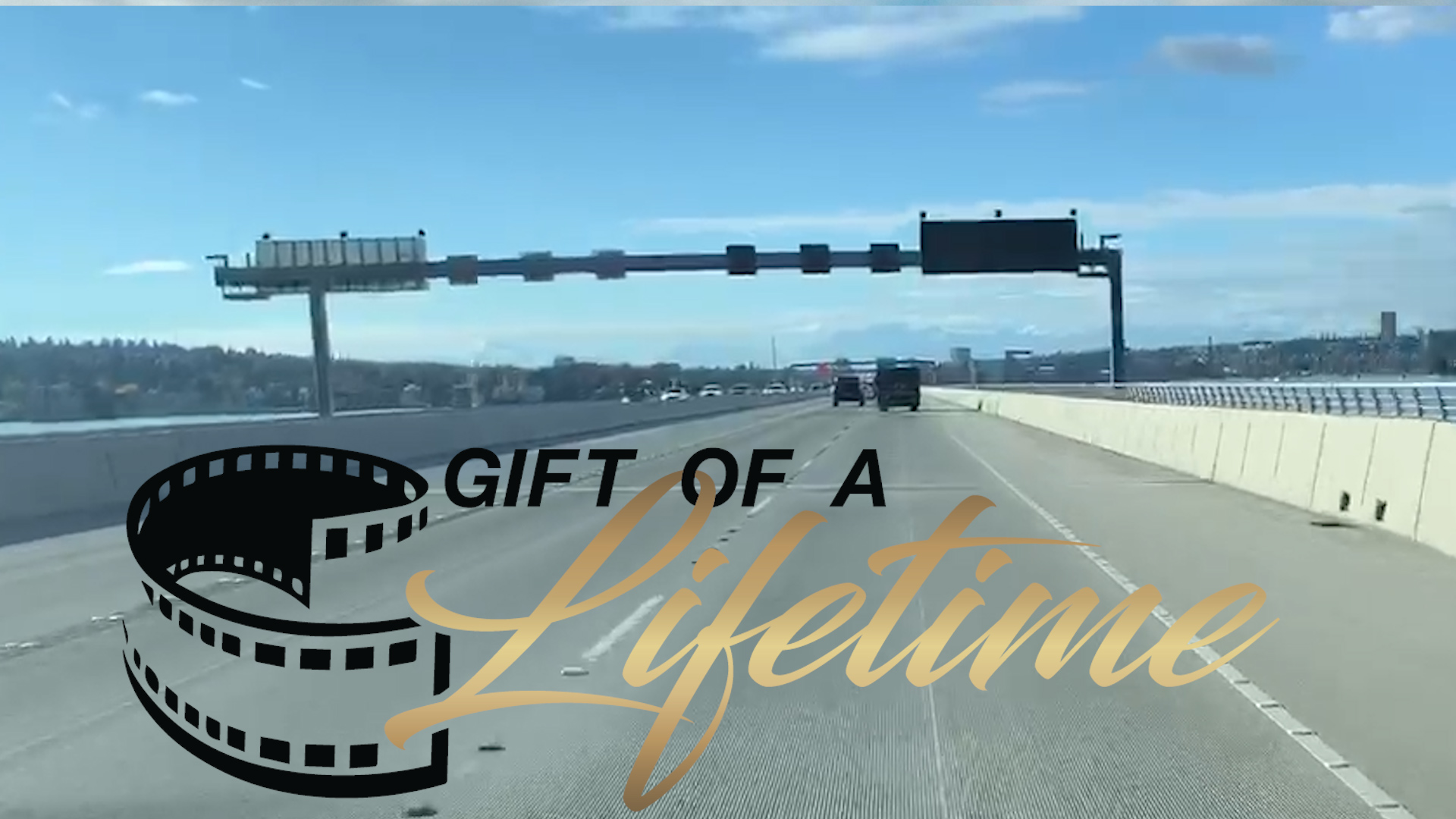 GIFT OF A LIFETIME SHORTS - TOM JENNINGS - WHAT A BEAUTIFUL PIECE OF ROAD