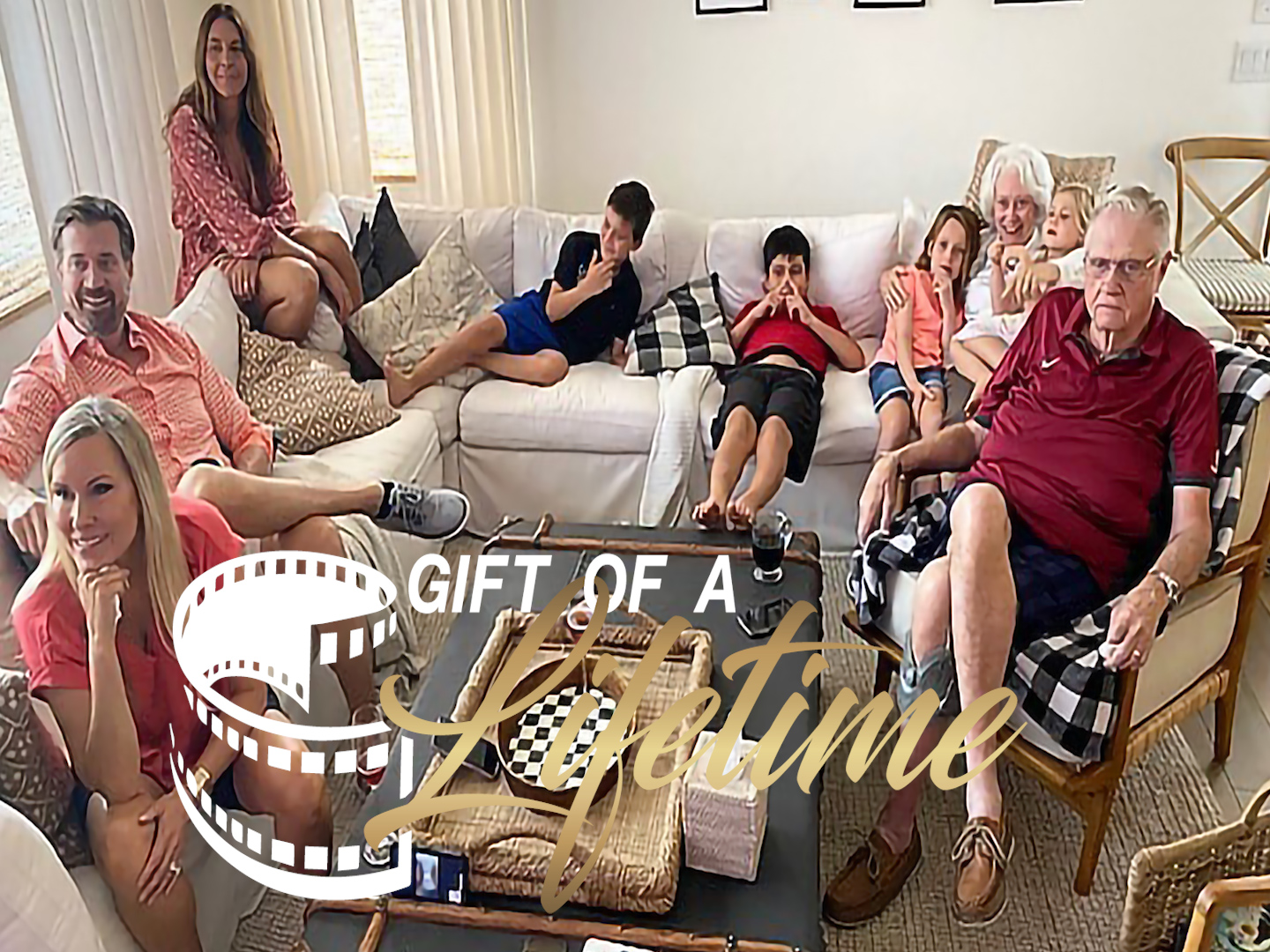 GIFT OF A LIFETIME - INSTANT REACTION FROM OUR CLIENTS