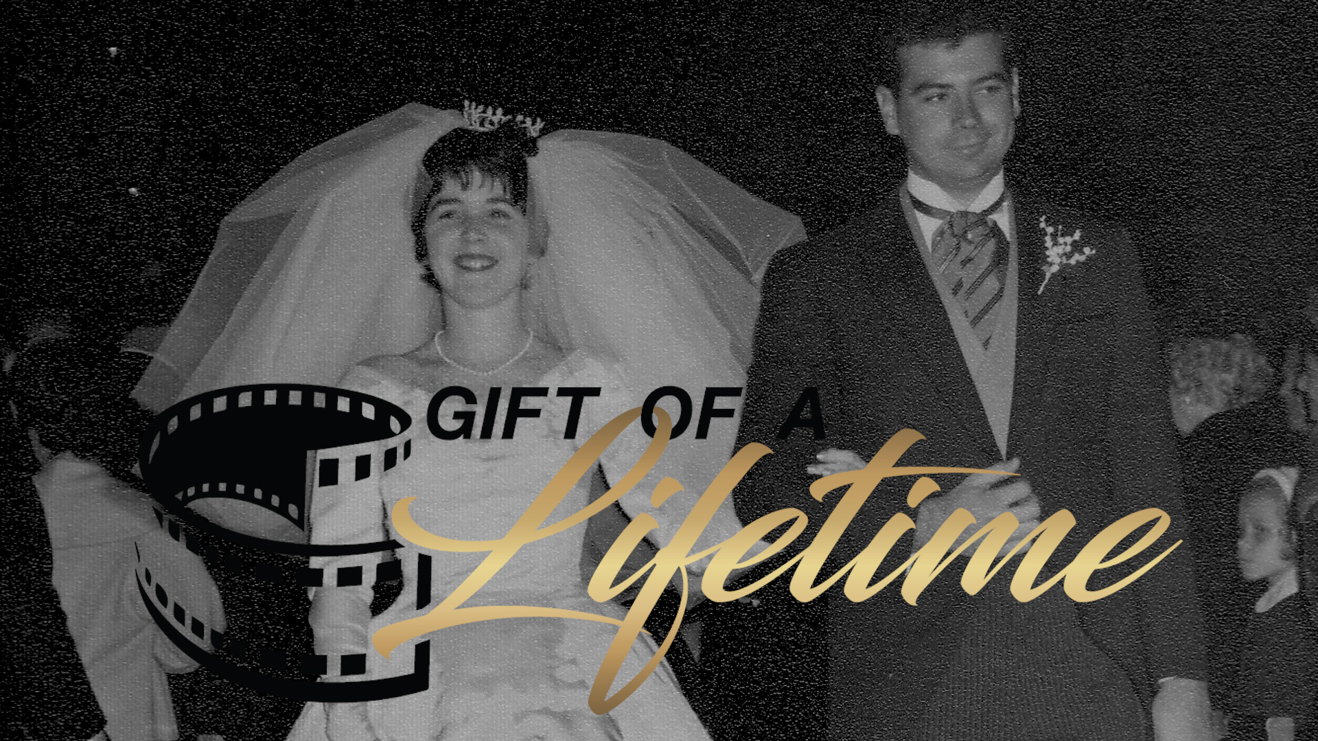 GIFT OF A LIFETIME SHORTS - JOHN & MAUREEN MURRAY - WEDDING
